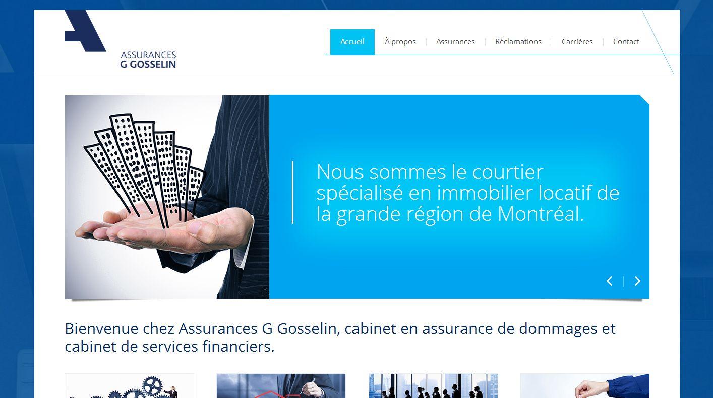 Pour trouver une assurance montr al g gosselin for Assurance maison montreal