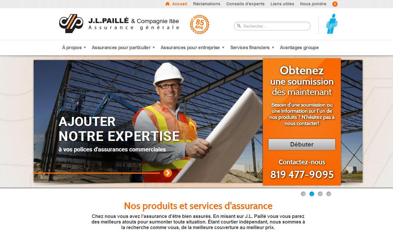 J.L.Paillé & Compagnie Ltée – Drummondville