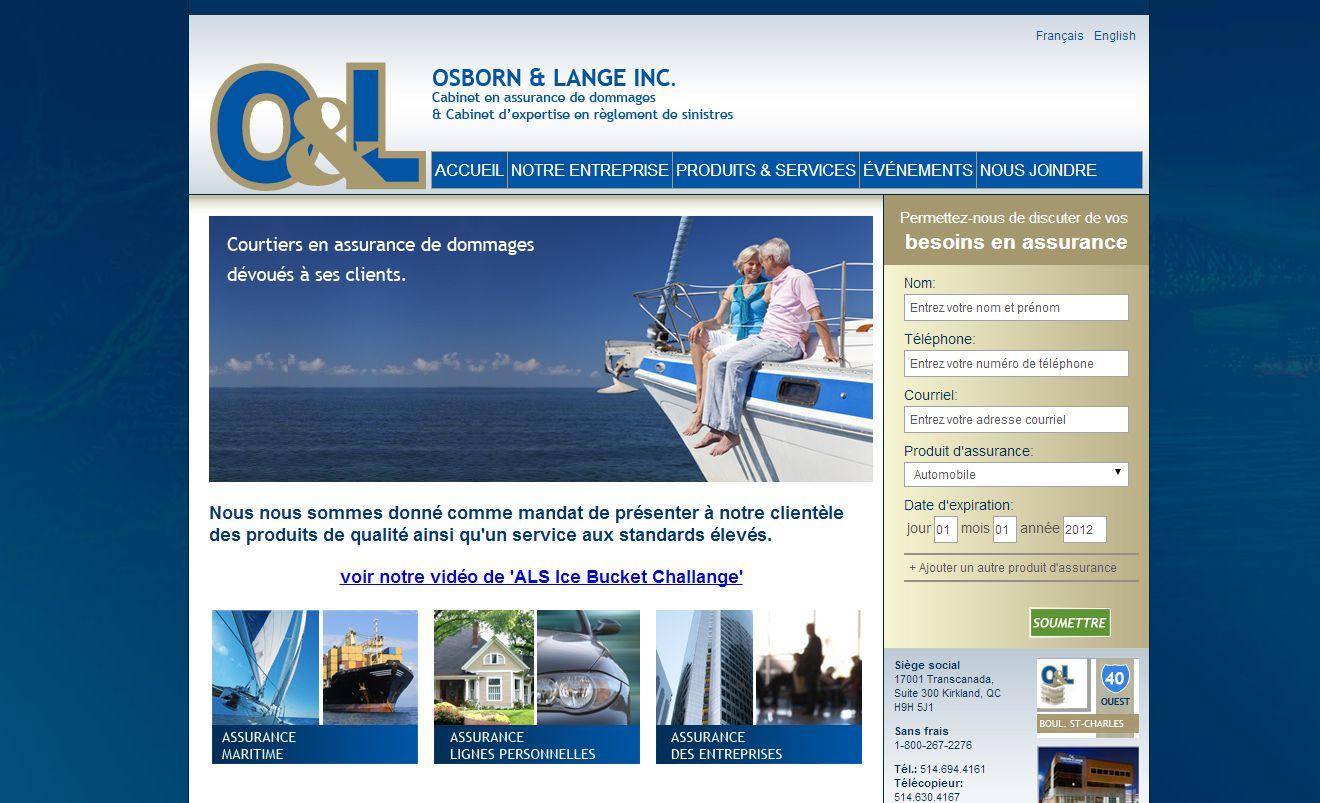 Osborn & Lange Inc.