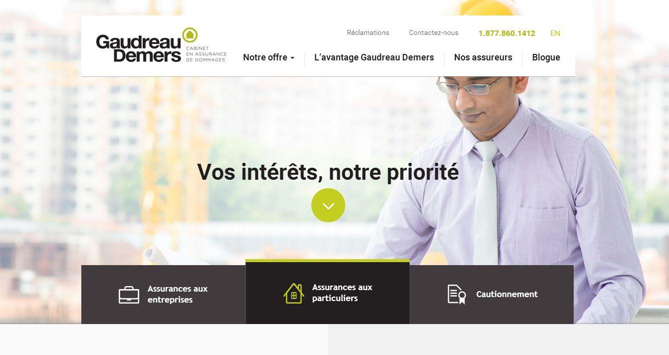 Assurances Gaudreau Demers & Associés Inc