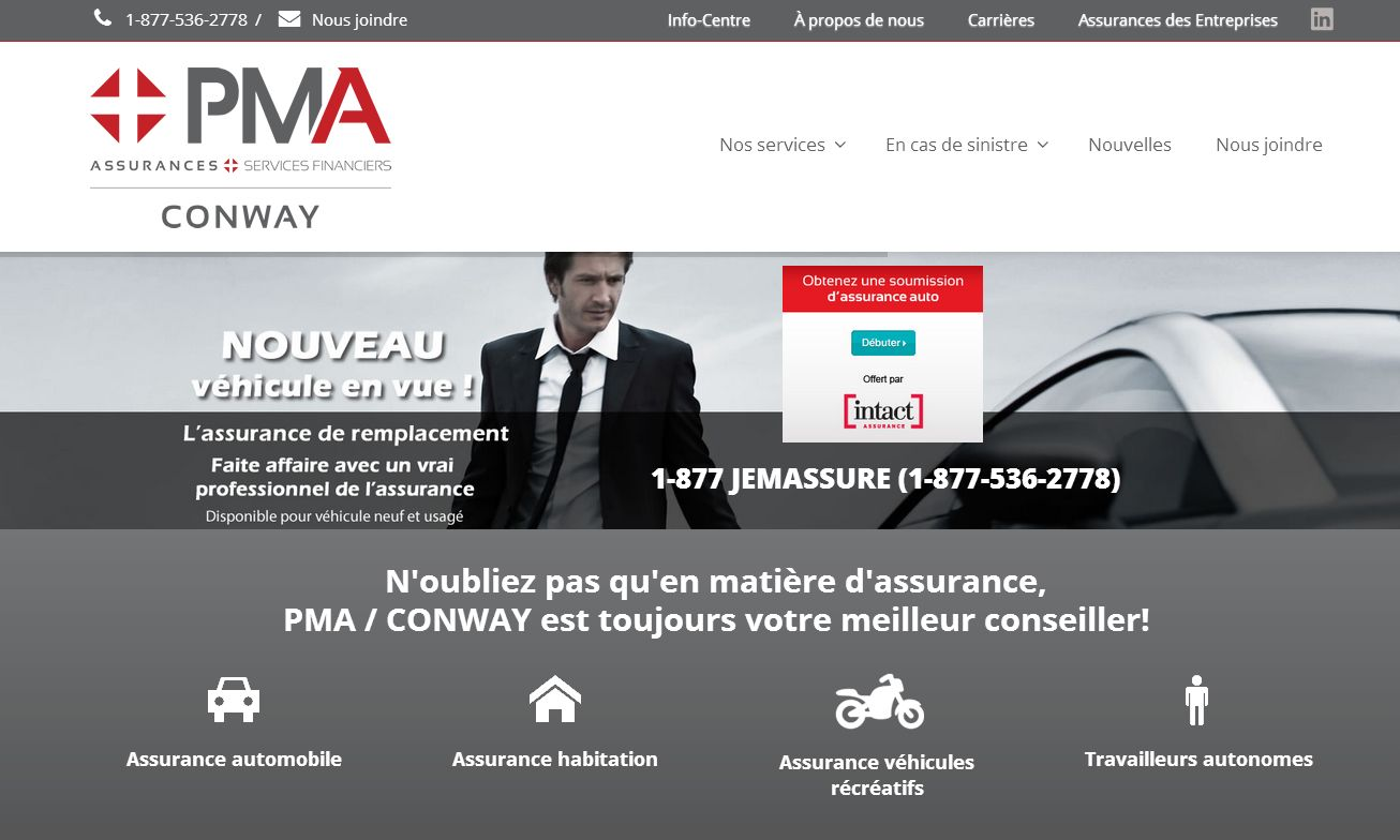 Conway Jacques Courtiers d'Assurances inc.