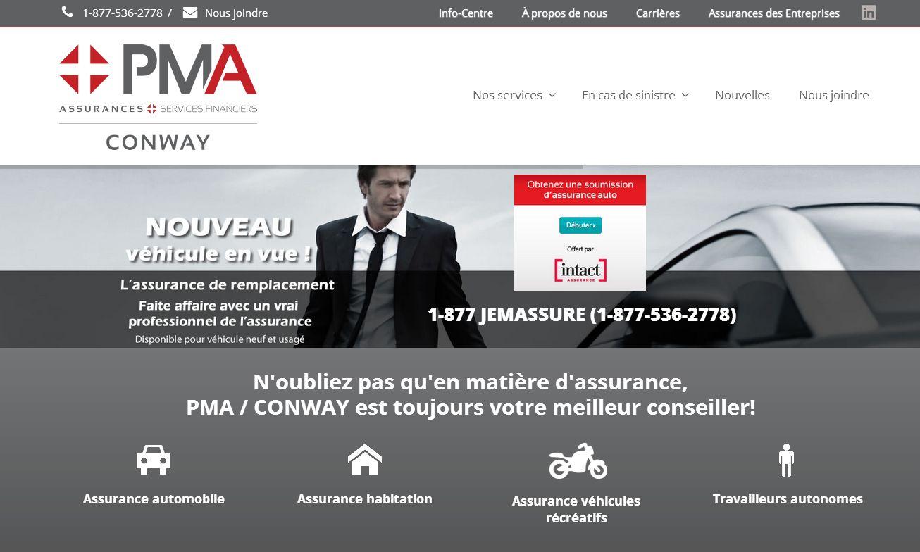 Conway Jacques Courtiers d'Assurances inc.